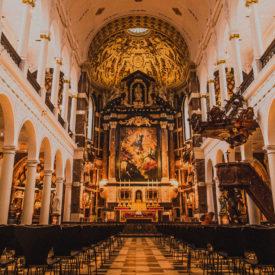 Combiwandeling Sint-Carolus Borromeuskerk en De Ruien Antwerpen