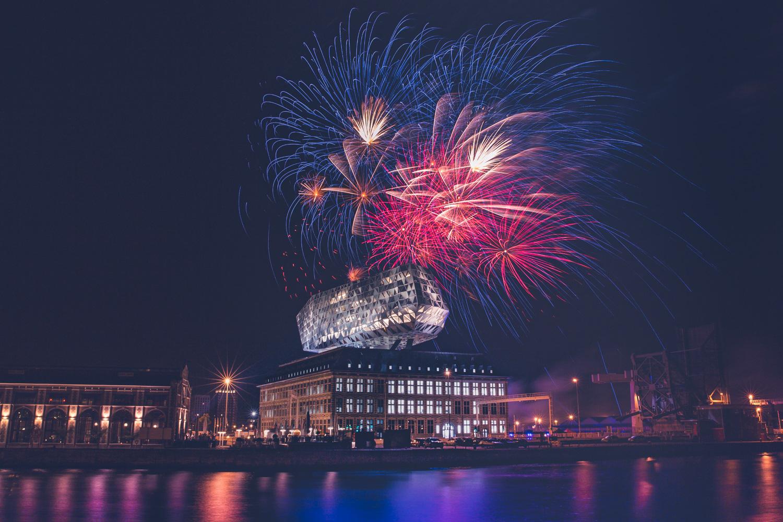 Opening Nieuwe Havenhuis Antwerpen Port of Antwerp
